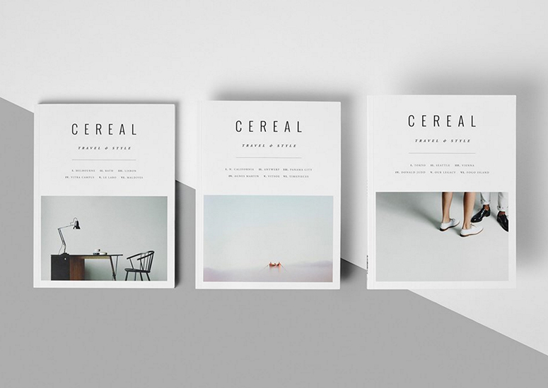 Cereal – Travel & Style Magazine