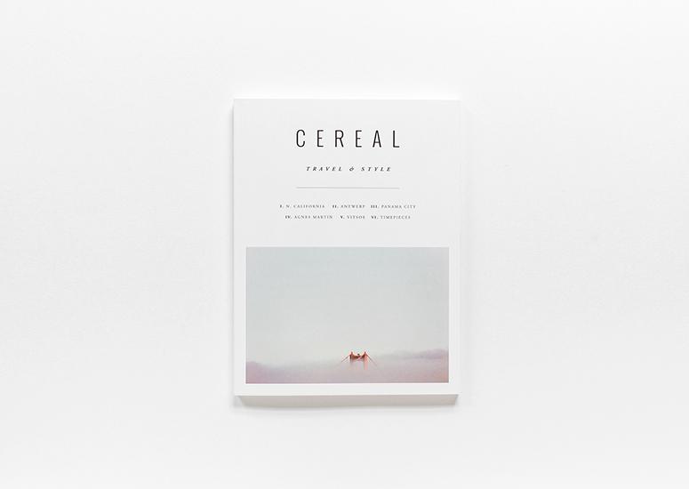 Cereal Magazine Shop