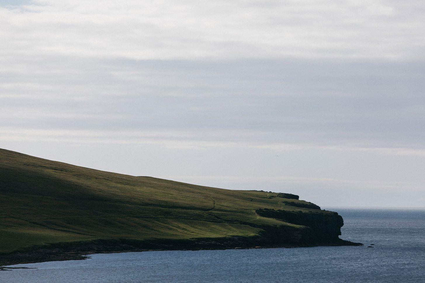 From the North Sea to Shetland